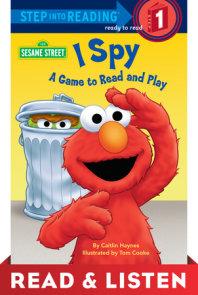 I Spy (Sesame Street): Read & Listen Edition