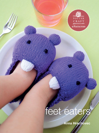 Feet Eaters by Anna Hrachovec