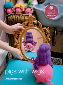 Pigs with Wigs