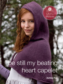 Be Still My Beating Heart Capelet