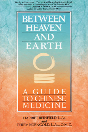 Between Heaven and Earth by Harriet Beinfield and Efrem Korngold