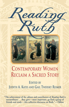 Reading Ruth by Judith Kates