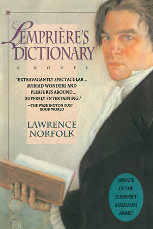 Lempriere's Dictionary by Lawrence Norfolk
