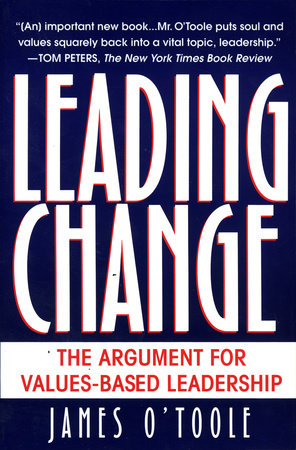 Leading Change by James O'Toole