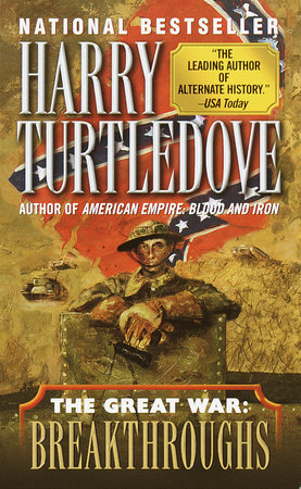Breakthroughs (The Great War, Book Three) by Harry Turtledove