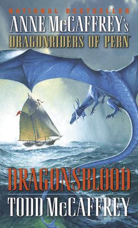 Dragonsblood by Todd J. McCaffrey