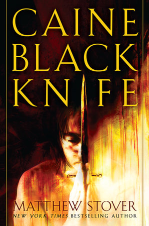 Caine Black Knife by Matthew Stover
