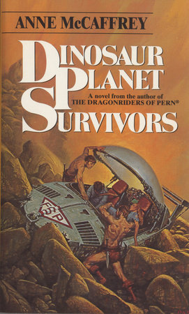 Dinosaur Planet Survivors by Anne McCaffrey