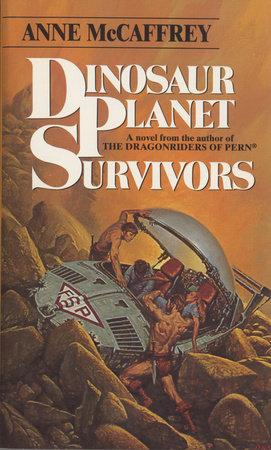 Dinosaur Planet Survivors by Anne McCaffrey