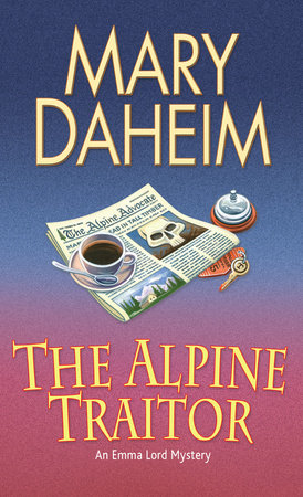 The Alpine Traitor by Mary Daheim