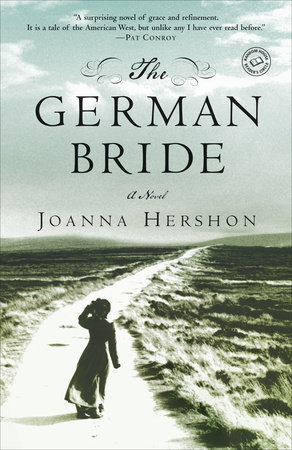 The German Bride by Joanna Hershon