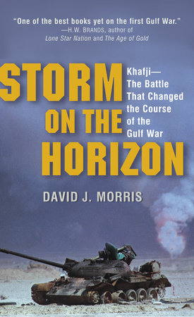 Storm on the Horizon by David Morris
