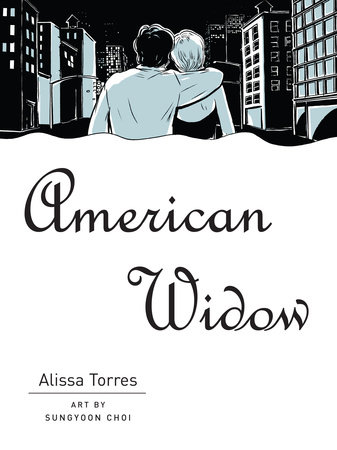 American Widow by Alissa Torres