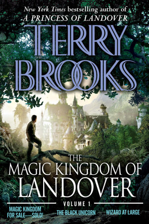 The Magic Kingdom of Landover   Volume 1 by Terry Brooks