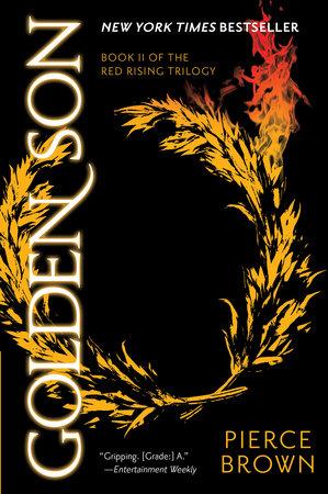 Golden Son by Pierce Brown