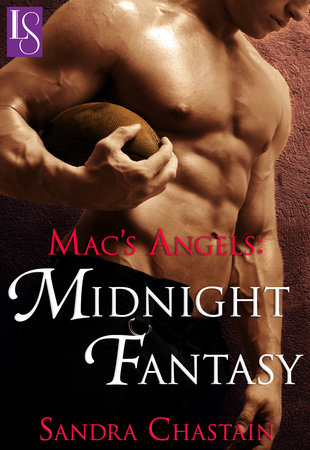 Mac's Angels: Midnight Fantasy by Sandra Chastain
