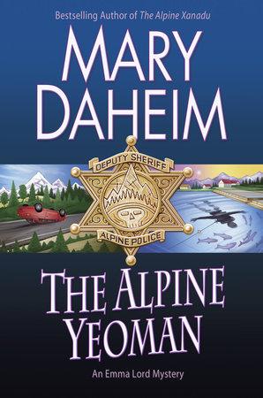 The Alpine Yeoman by Mary Daheim