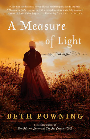 A Measure of Light by Beth Powning