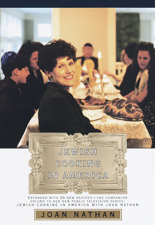 Jewish Cooking in America by Joan Nathan