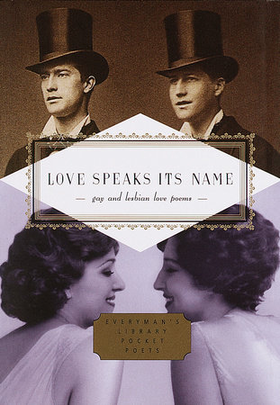 Love Speaks Its Name by