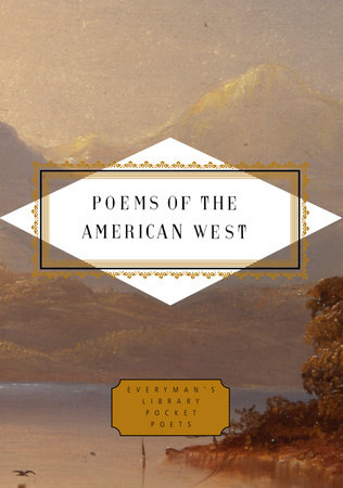 Poems of the American West by