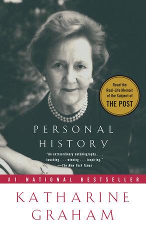 Personal History by Katharine Graham