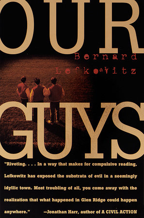 Our Guys by Bernard Lefkowitz
