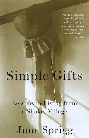 Simple Gifts by June Sprigg