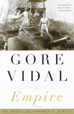 Empire by Gore Vidal