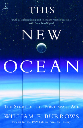 This New Ocean by William E. Burrows