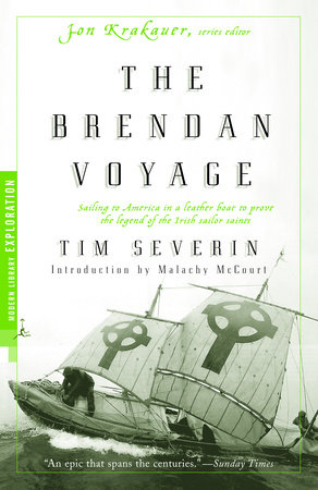 The Brendan Voyage by Tim Severin