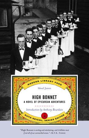 High Bonnet by Idwal Jones