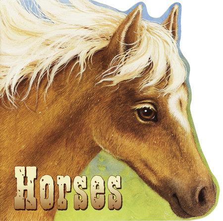 Horses by Monica Kulling