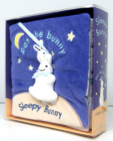 Sleepy Bunny ( Pat the Bunny) Cloth Book by Golden Books