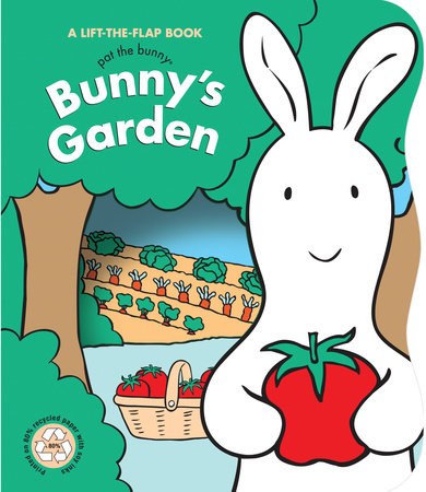 Bunny's Garden (Pat the Bunny) by Golden Books