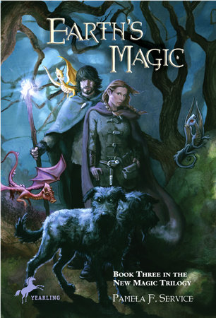 Earth's Magic by Pamela F. Service