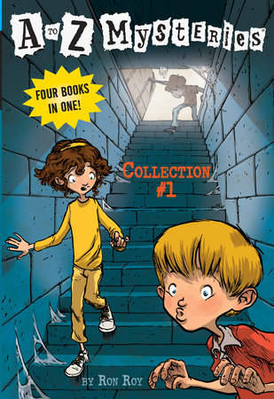A to Z Mysteries: Collection #1 by Ron Roy