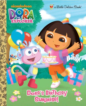 Dora's Birthday Surprise! (Dora the Explorer) by Molly Reisner