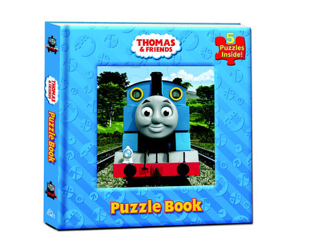 Thomas and Friends Puzzle Book (Thomas & Friends) by Rev. W. Awdry