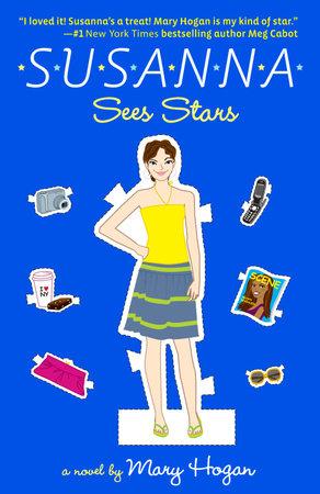 Susanna Sees Stars by Mary Hogan