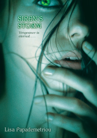 Siren's Storm by Lisa Papademetriou