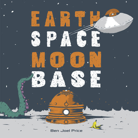 Earth Space Moon Base by Ben Joel Price