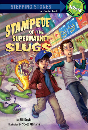 Stampede of the Supermarket Slugs by Bill Doyle