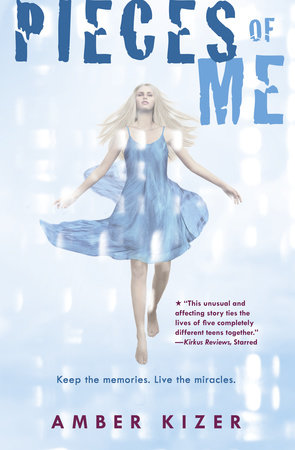 Pieces of Me by Amber Kizer