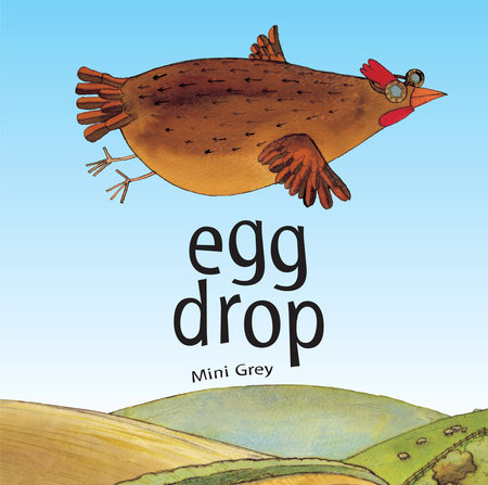 Egg Drop by Mini Grey