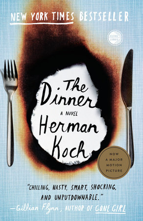 The Dinner (Movie Tie-In Edition) by Herman Koch