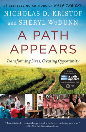 A Path Appears by Nicholas Kristof | Sheryl WuDunn