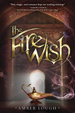 The Fire Wish by Amber Lough