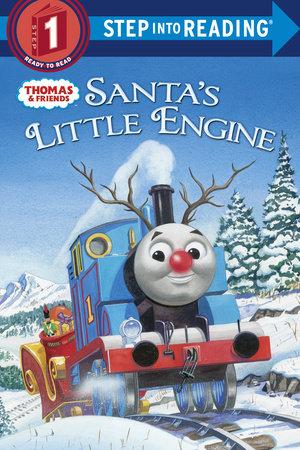 Santa's Little Engine  (Thomas & Friends) by Rev. W. Awdry