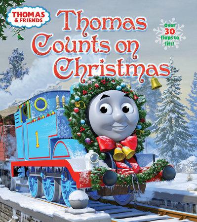 Thomas Counts on Christmas (Thomas & Friends) by Random House